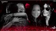 Ето, какво представлява Фенската любов ...в прегръдките на Майкъл!!!