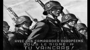 Third Reich March - Florian Geyer lied Ss Waffen