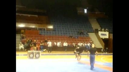 Best of mix fight Kristiyan Tedev