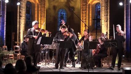 Vivaldi - Concerto pour 4 violons en si mineur - Pham-gjezi-darmon-tudorache