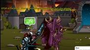 Aqw- Alteon Boss Fight
