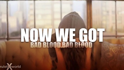 Bad blood | Multifandom