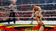 John Cena suffers a double RKO: SummerSlam 2009