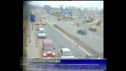 Ужасна Катастрофа На Пл.Трапезица В Бургас 01.12.2008