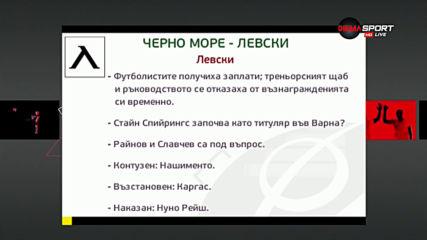 Преди Черно море - Левски