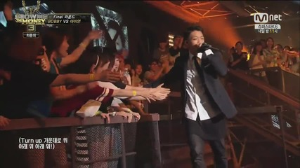 Bobby 가드올리고 Bounce 0904 Mnet Show Me The Money 3