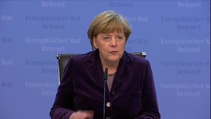 Меркел с планове за нова