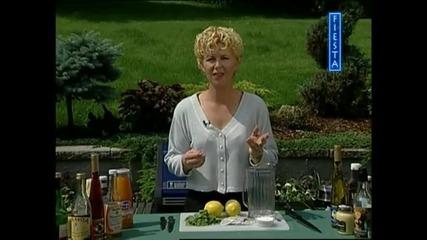 Скара за приятели - Ментов леден чай