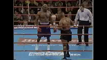 Mike Tyson - Evender Holyfield 1996 - Част 4