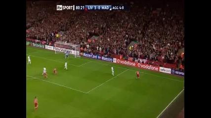 Iker Casillas Vs. Liverpool