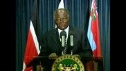 Роднините на Обама в Кения празнуват