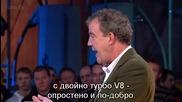 Top Gear / Топ Гиър - Сезон16 Епизод6 - с Бг субтитри - [част1/3]