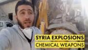 Кой е виновен за химическата атака в Сирия?