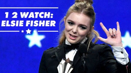 Teen actress Elsie Fisher is taking over Hollywood