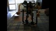 Домашно Изобретение - Робот