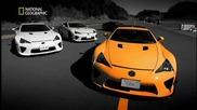Мегазаводи: Lexus L F A