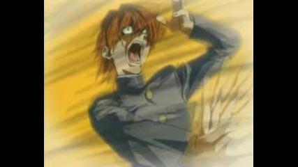 Yu - Gi - Oh - Епизод 2 Ракавицата Е Хвърлена (бг Аудио)