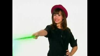Demi Lovatos New Intro !