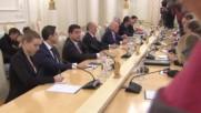 Russia: Lavrov talks bilateral ties with Paraguay's FM Loizaga