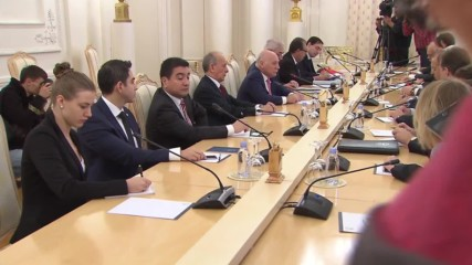 Russia: Lavrov talks bilateral ties with Paraguay's FM Loizaga