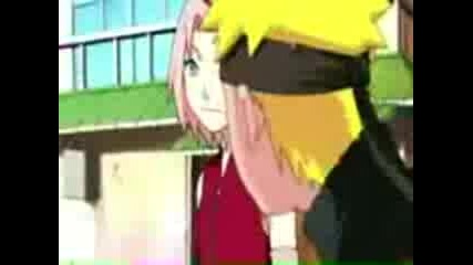 Sakura surching for Sasuke