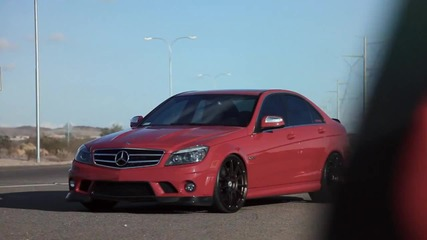 The Ultimate Mercedes C63 Amg Exhaust Tuning Video