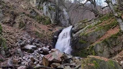 Водопад Туфча - с. Брезница