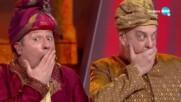 Невероятни имитации от Краси Радков - Забраненото шоу на Рачков (07.03.2021)