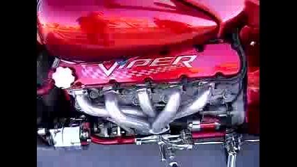 Мотор с двигател от Viper V10