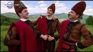 Виевска Фолк група - Мятало Ленче ябълка