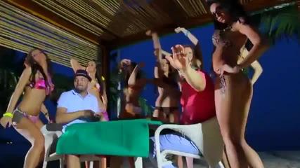 Румънеца и Енчев feat. Мариета & Насо - Слънцето и ти (официално видео 2011)