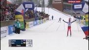 2-ро Място за Краси Анев и 11-то за Владо Илиев в Преследването на Европейското по Биатлон 2015