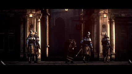 Assassins Creed 2 Debut Trailer