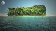 10 необитавани острова