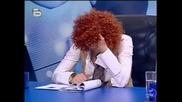 По-лош английски и от Валентина Хасан - Music idol - епизод с нейзлъчвани гафове - 19.03.08