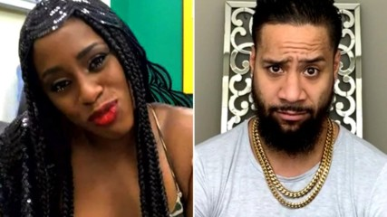Jimmy Uso surprises Naomi before WWE Super ShowDown: WWE's The Bump, Feb. 26, 2020
