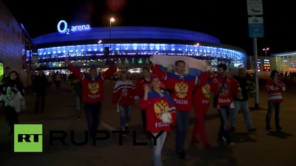 Канада победи Русия с 6:1 на световното по хокей на лед в Прага