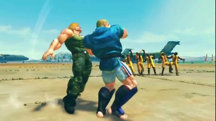 Street Fighter Iv Music Video - Young - Hollywood Undead