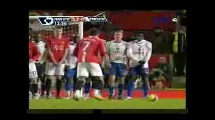 Cristiano Ronaldo Страхотен Гол.avi
