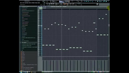 Fl Studio 8 How to make a nice catchy trance melody