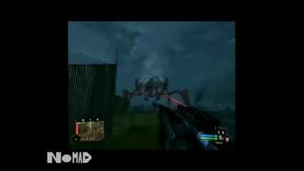 Crysis Warhead - Nomad Game Play