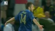 Франция успя да надиграе домакина Украйна с 2:0 и спечели първа победа на Евро 2012