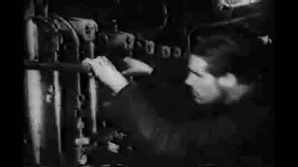 Немска подводница в действие през 1941