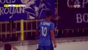Втори гол за Левски