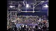 Ecw - Томи Дриймър срещу Брайън Лий - Бой на Скеле(1996)
