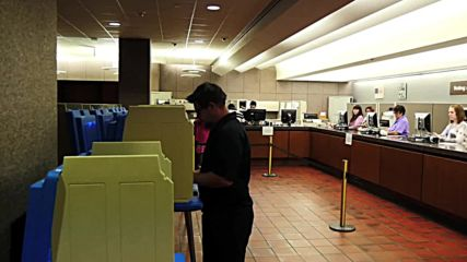 USA: Early voting for the 45th US President begins in Minnesota