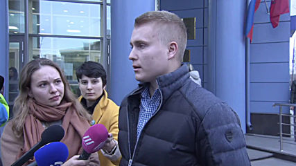 Russia: Court prolongs detention of 'Moscow case' protester accused of assaulting police