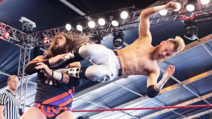 Watch Mark Andrews' jaw-dropping attack: NXT UK highlights, July 17, 2019