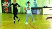 Час по танци в Пловдивския университет