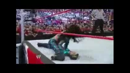 melina eve and kelly mv can t back down